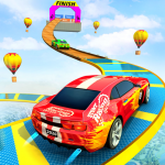New Car Stunts Mega Ramp Car Driving Games (mod) 3.1