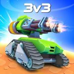 Tanks A Lot! – Realtime Multiplayer Battle Arena (mod) 2.55