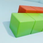 Clash of Blocks  0.68.1 (mod)