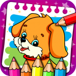 Coloring & Learn Animals – Kids Games (mod) 1.130