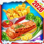 Cooking Day – Chef's Restaurant Food Cooking Game  5.11 (mod)