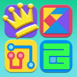 Puzzle King Puzzle Games Collection  2.2.1(mod)