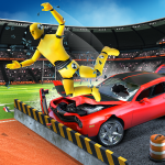 Ragdoll Car Crash   (mod) 1.0.51