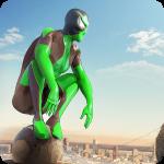 Rope Frog Ninja Hero – Strange Gangster Vegas  1.7.0 (mod)