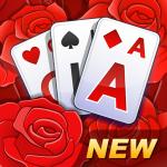 Solitaire TriPeaks Rose Garden: love flowers 2020 (mod) 1.0.9