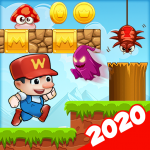 Super Bino Go 2 – New Game 2020 (mod) 1.4.1