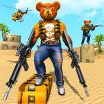 Teddy Bear Gun Strike Game: Counter Shooting Games (mod) 3.2