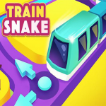 Train Snake Taxi – idle sightseeing IO (mod) 10.0121.10