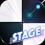 ピアノタイルステージ 「ピアノタイル」の日本版。大人気無料リズムゲーム「ピアステ」は音ゲーの決定版  1.9.18 (mod)