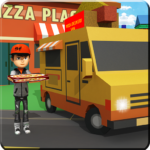 Blocky Pizza Delivery (mod) 2.0