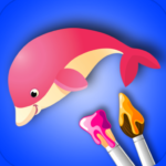 Coloring Book for Kids: Animal (mod) 2.1.2