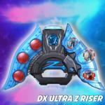 DX Ultra Z Riser Sim for Ultraman Z (mod) 1.4