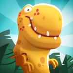 Dino Bash Dinosaurs v Cavemen Tower Defense Wars  1.3.14 (mod)