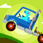 Dinosaur Truck – Car Games for kids (mod) 1.2.2
