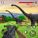 Dinosaurs Hunter Wild Jungle Animals Shooting Game (mod) 3.8
