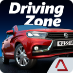 Driving Zone: Russia (mod) 1.307
