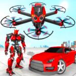 Drone Robot Car Transforming Game– Car Robot Games (mod) 1.1