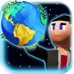EarthCraft 3D: Block Craft & World Exploration (mod) 5.1.2