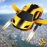 Flying Robot Car Games – Robot Shooting Games 2020 (mod) 2.1