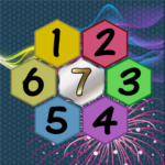 Get To 7, merge puzzle game – tournament edition. (mod) 5.10.32