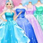 Ice Princess Wedding Dress Up Stylist (mod) 0.9