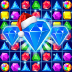 Jewel Crush™ – Jewels & Gems Match 3 Legend (mod) 4.2.2