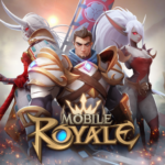 Mobile Royale MMORPG – Build a Strategy for Battle   (mod) 1.24.0
