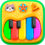Piano for babies and kids (mod) 1.3