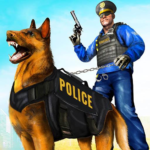 Police Dog Airport Crime Chase : Dog Games (mod) 3.1
