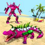 Real Robot Crocodile Simulator- Robot transform (mod) 1.0.22