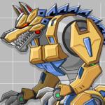 Robot Werewolf Toy Robot War (mod) 2.5