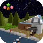 Room Escape Game: The starry night and fireflies (mod) 1.0.8