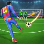 Football Kicks Strike Score: Soccer Games Hero  5.8(mod)