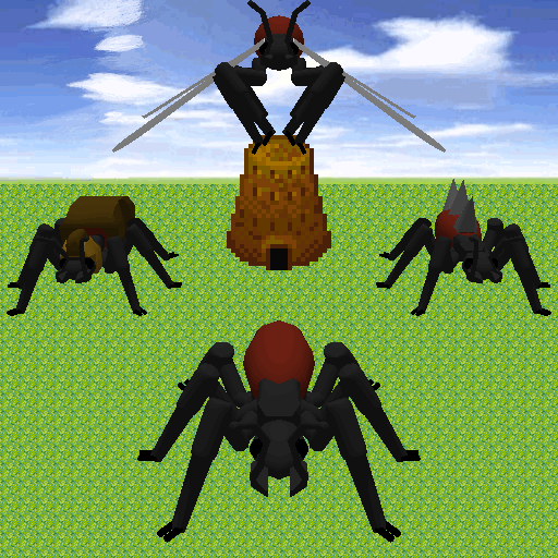 War of The Ants (mod) 3.0.21