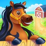 Animal Farm for Kids. Toddler games. (mod) 2.0.14