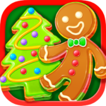 Christmas Unicorn Cookies & Gingerbread Maker Game (mod) 1.5
