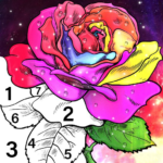 Color By Number & Paint By Number – Coloring Book (mod) 6.0