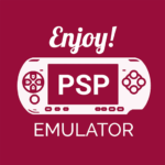 Enjoy PSP Emulator to play PSP games (mod) 4.1