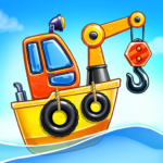 Game Island. Kids Games for Boys. Build House   (mod) 5.0.2