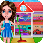 House Cleanup : Girl Home Cleaning Games (mod) 3.9.1