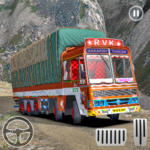 Indian Truck Cargo Game 2021 : New Truck Games (mod) 1.0