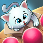 Kitty Snatch – Match 3 ft. Cats of Instagram game (mod) 1.0.88