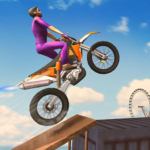London City Motorbike Stunt Riding Simulator (mod) 1.2