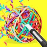 RubberBand Cutting – ASMR  1.3.2(mod)