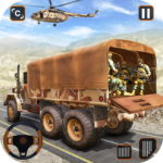 Army Truck Driving Game 2021- Cargo Truck 3D (mod) 1.0