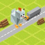 Cross Road: Cute Animals – Chicken Game (mod) 3.4