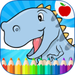 Dinosaurs Coloring Book (mod) 15