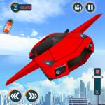 Flying Car Shooting Games – Drive Modern Cars Game (mod) 1.7
