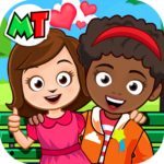 My Town : Best Friends' House games for kids (mod) 1.04