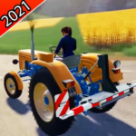 New Real Tractor trolly Simulator 3D (mod) 1.04